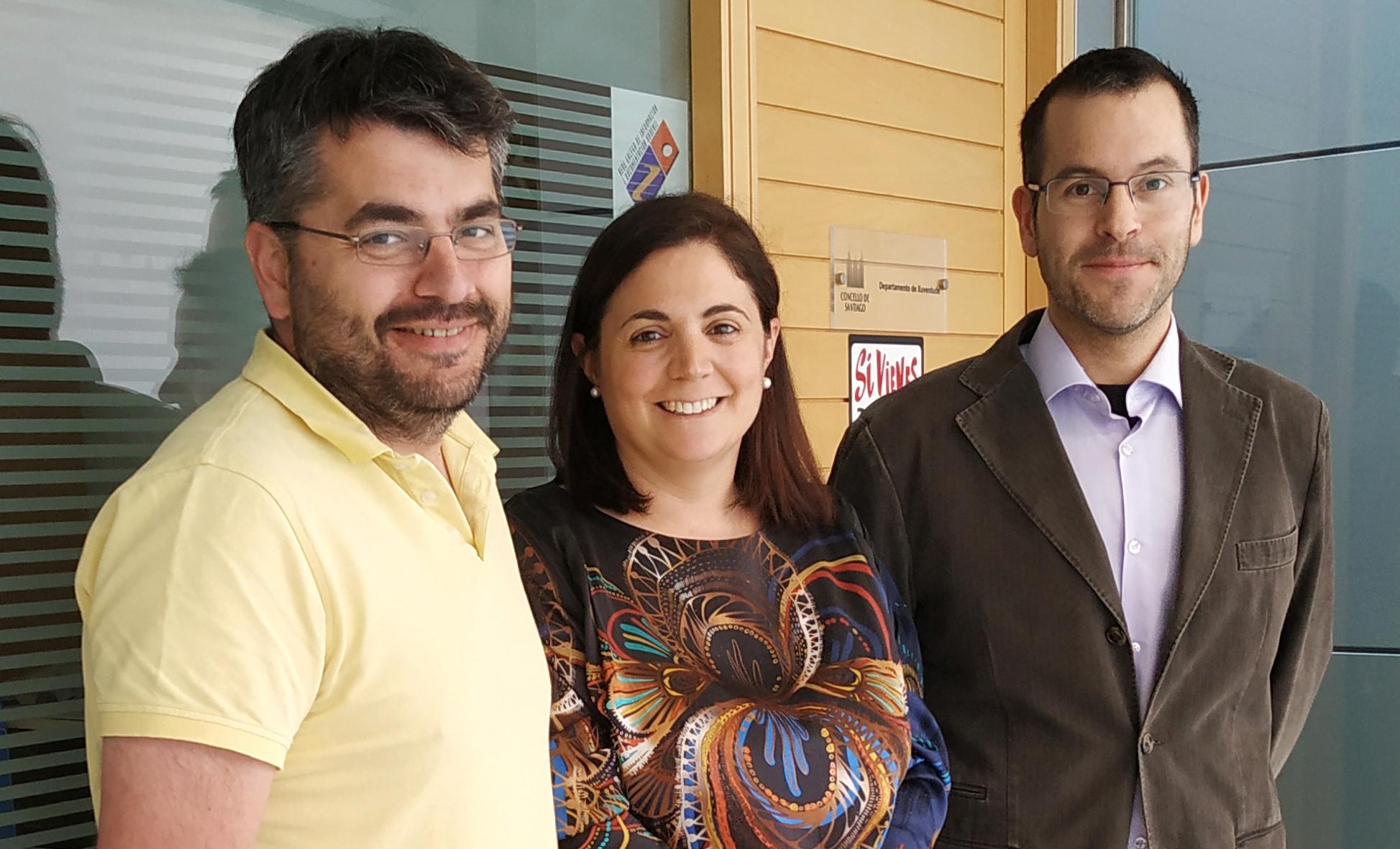 Nueva Junta de Gobierno del Colexio Oficial de Enxeñeiras e Enxeñeiros Químicos de Galicia